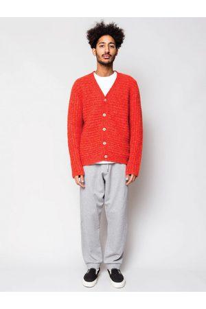 Folk Clothing Folk Rivet Sweat Pant in Grey Melange