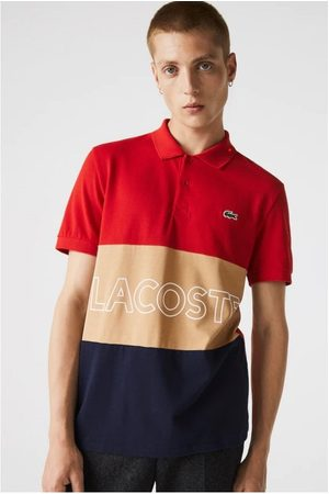 Lacoste Regular Fit Polo Sizing: 3 S