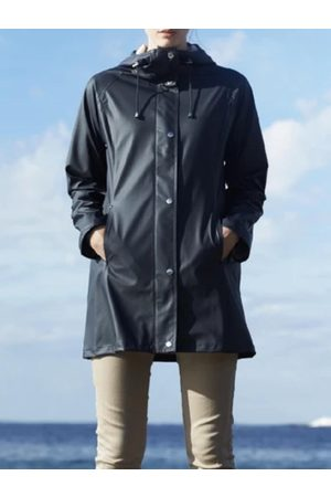 Ilse Jacobsen Rain 87 Raincoat Dark Indigo 660