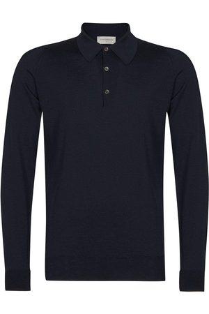 John Smedley Men Long sleeves - Dorset Shirt