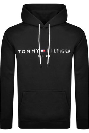 Tommy Hilfiger Men Sweaters - Logo Pullover Hoodie
