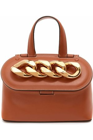 J.W.Anderson Small Chain Lid bucket bag