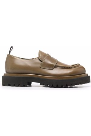 Officine Creative Women Loafers - Polished calf leather loafers