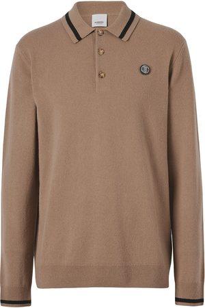 Burberry Monogram-motif polo shirt