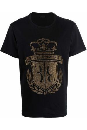BILLIONAIRE Logo-print cotton T-Shirt