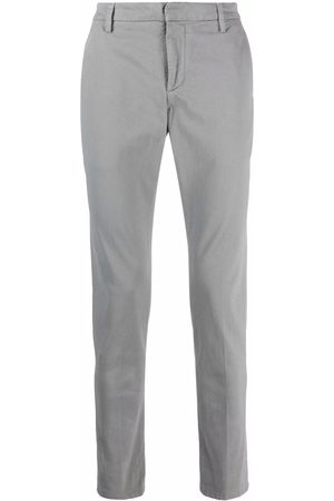 Dondup Mid-rise straight trousers