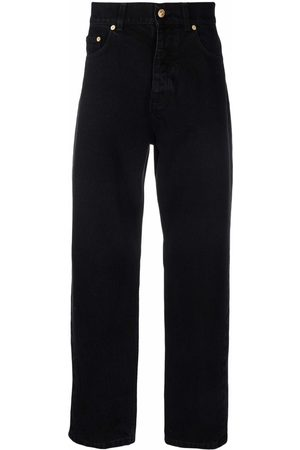 TOM WOOD Men Straight - Sting organic-cotton jeans