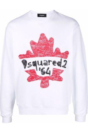 Dsquared2 Leaf logo sweatshirt