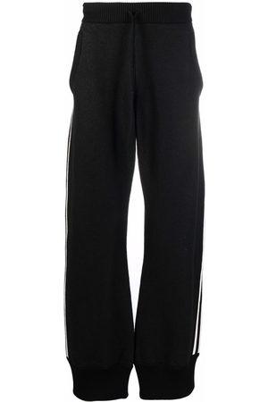 Maison Margiela Men Joggers - Side-stripe track pants