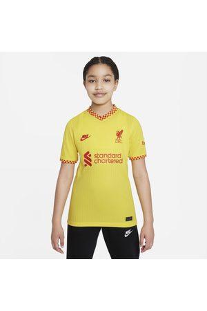Nike Shirts - Liverpool F.C. 2021/22 Stadium Third Older Kids' Dri-FIT Football Shirt