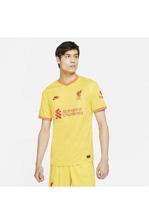 Nike Men Shirts - Liverpool F.C. 2021/22 Stadium Third Men's Dri-FIT Football Shirt