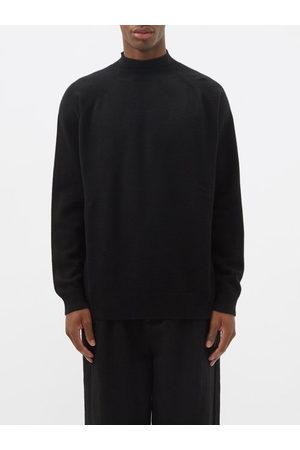 Raey Men Turtlenecks - Recycled-cashmere Blend Turtle-neck Sweater - Mens