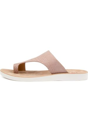 I LOVE BILLY Nadiya Il Snake Sandals Womens Shoes Casual Sandals Flat Sandals