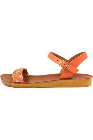 I LOVE BILLY Kendes Il Pale Gol Sandals Womens Shoes Casual Sandals Flat Sandals