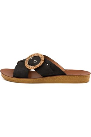 I LOVE BILLY Women Sandals - Kaito Il Sandals Womens Shoes Casual Sandals Flat Sandals