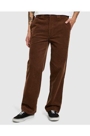 Dickies 874 Cord Pants Chestnut