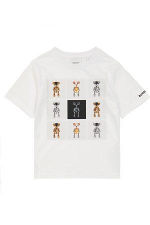 Burberry Kids Thomas Bear cotton T-shirt