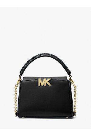 Michael Kors Women Shoulder Bags - MK Karlie Small Leather Crossbody Bag - - Michael Kors
