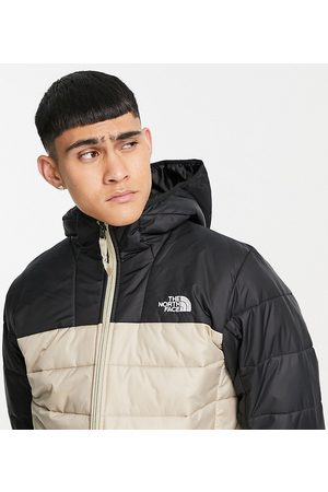The North Face Men Winter Jackets - Synthetic jacket in beige Exclusive to ASOS-Brown