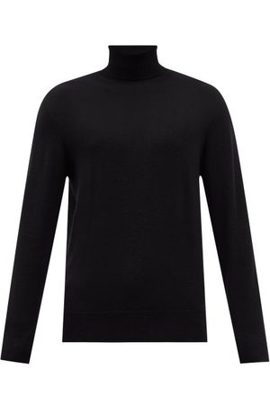 Raey Fitted Merino-wool Roll-neck Sweater - Mens