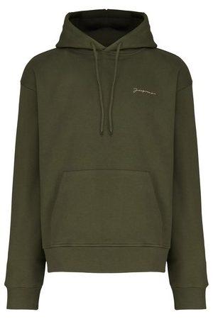 Jacquemus Men Sweatshirts - Brodé sweatshirt