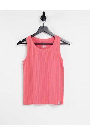 Hummel Altona seamless top in pink