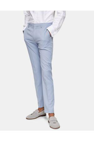 Topman Men Formal Pants - Skinny suit pants in light