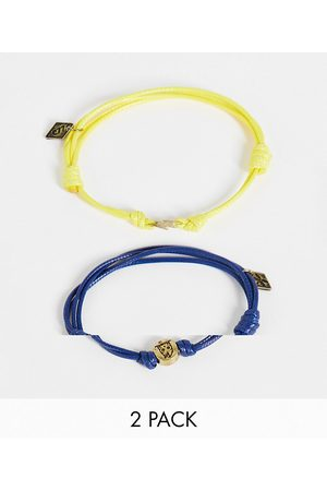 Classics 77 2-pack cord adjustable bracelets in