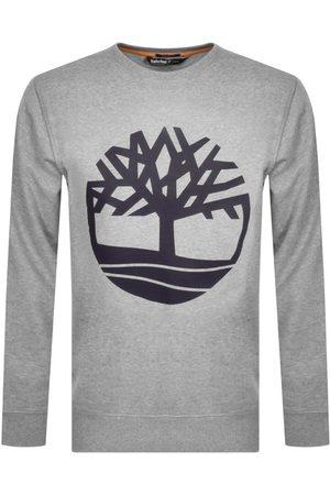 Timberland Men Sweatshirts - Core Logo Sweatshirt