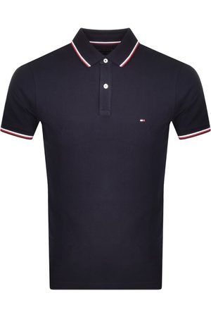 Tommy Hilfiger Tipped Slim Fit Polo T Shirt