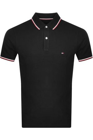 Tommy Hilfiger Men Polo Shirts - Tipped Slim Fit Polo T Shirt