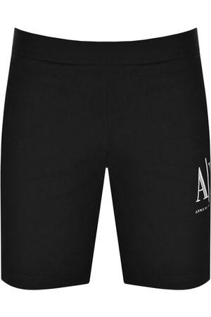 Armani Exchange Men Bermudas - Jersey Bermuda Shorts