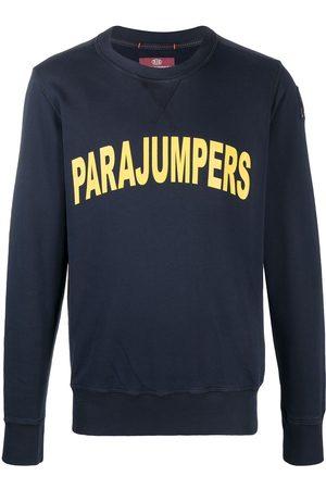 Parajumpers Logo print sweatshirt