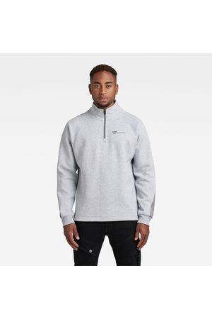G-Star Astro Wrap Half Zip Sweater
