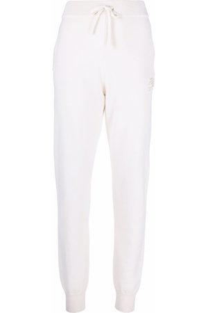 Karl Lagerfeld Women Joggers - Drawstring knitted track pants