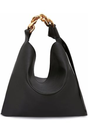 J.W.Anderson Women Shoulder Bags - Large chain-link tote bag