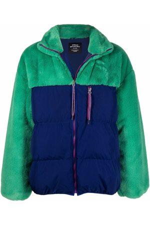 Stella McCartney Winter Jackets - Shearling padded jacket