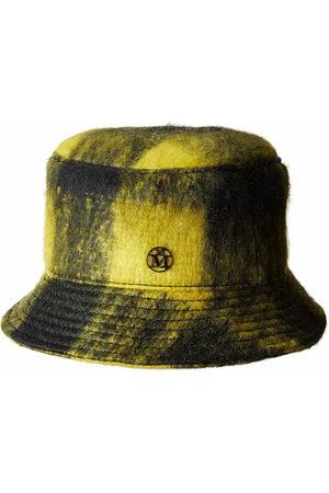 Maison Michel Women Hats - Jason mohair-blend bucket hat