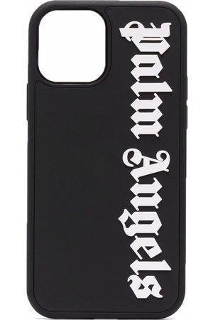 Palm Angels Phone Cases - Logo-print iPhone 12/12 pro case