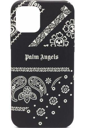 Palm Angels Bandana-print iPhone 12/12 Pro case