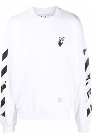 Off-White Caravaggio Arrows printed sweatshirt