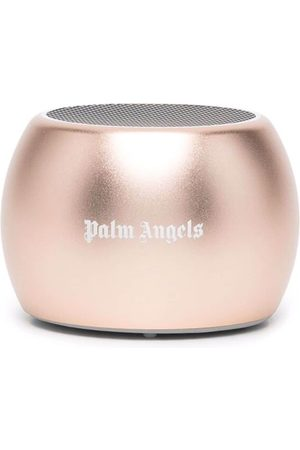 Palm Angels Phone Cases - Logo-print portable speaker