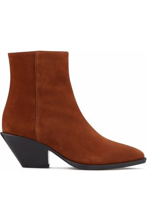Giuseppe Zanotti Women Ankle Boots - Karley suede ankle boots