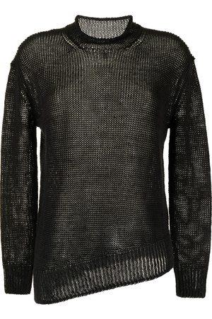 Ralph Lauren Collection Women Sweaters - Semi-sheer asymmetric jumper