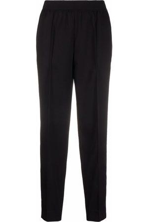 Jil Sander Women Skinny Pants - Pressed crease slim-fit trousers