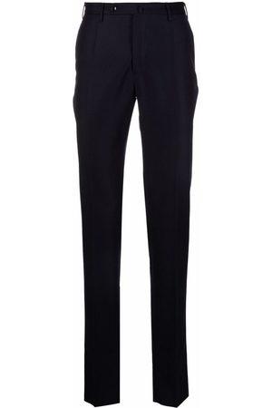 Incotex Slim-fit straight-leg trousers