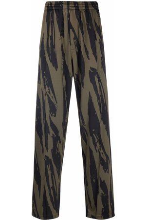 Kenzo Tiger-print track pants