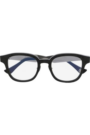 A Bathing Ape Berlin square-frame glasses