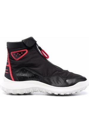 Camper Logo sneaker boots