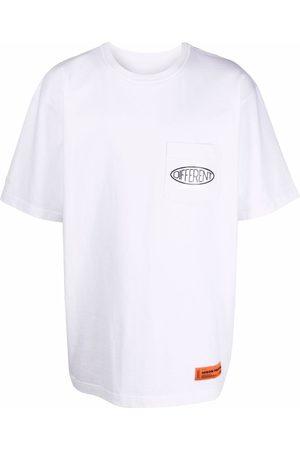 Heron Preston Logo-patch T-shirt